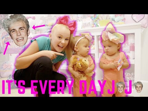JOJO SIWA ROASTS JAKE PAUL ITS EVERY DAY BRO **diss track**