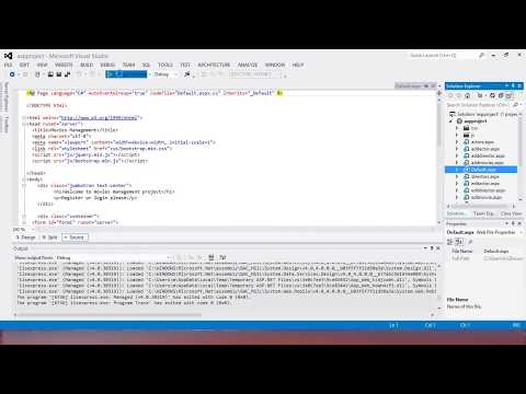 ASP.NET Project - Movie Database