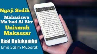 Download Mp3 Mengaji Sedih Surah 'abasa Mahasiswa Ma'had Al Birr || Asal Bulukumba