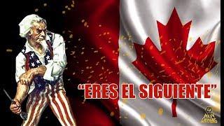 Los planes de Canadá y EE.UU. para invadirse