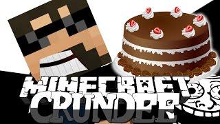 Minecraft: CRUNDEE CRAFT | HAPPY BIRTHDAY TROLL [24]