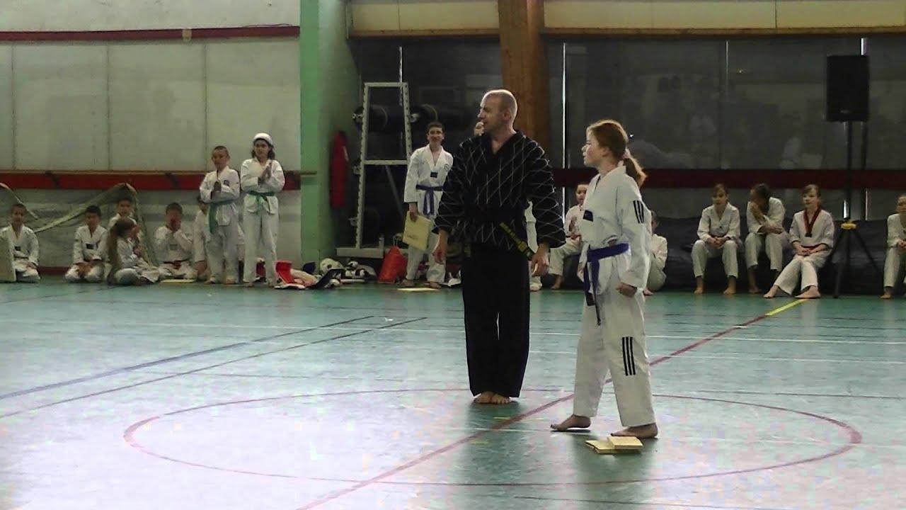 club taekwondo briis sous forges