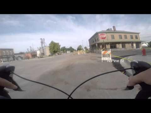 Route 66 Bike Trail Sangamon County Illinois Segment 1