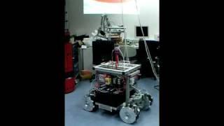 Dancing omnidirectional robot base @ TUM