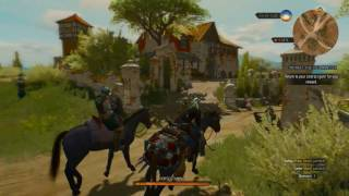 Witcher 3 : Blood & Wine the Tofu Monster (part 2)
