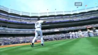 NY Yankees 2011 Old Timers Highlights