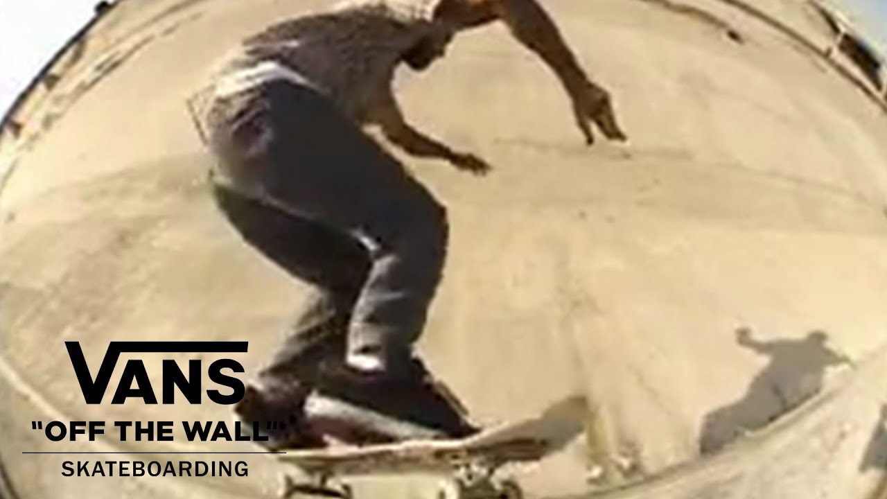 Ray Barbee Trick Tip: Wall Ride | Skate | VANS