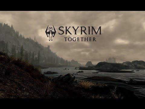 Skyrim Together!!! Долгожданный мультиплеер во всеми любимом Скайриме!!!