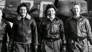Honoring the female pilots of WWII