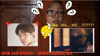 {BAHASA INDONESIA} MV REACTION 김재환 (KIM JAE HWAN) - 안녕하세요 (Begin Again)