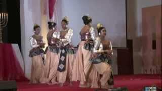 New Year Programme - Kandian Dance by  the MFT Sinhala congregation..