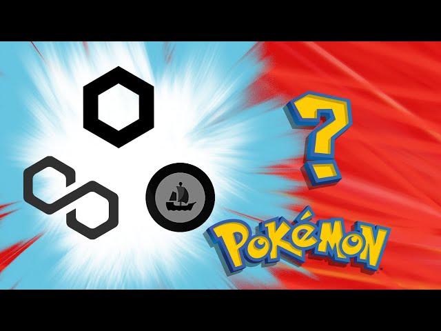DEAR NINTENDO: I made 151 Battle Ready NFT Pokémon for you on the Polygon Blockchain