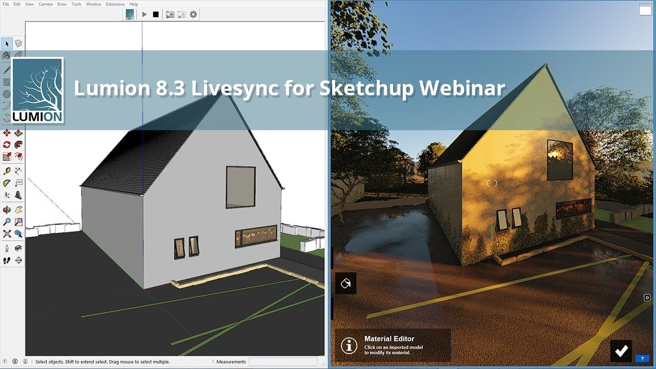 SketchUp Rendering - Visualize your designs with Lumion | Lumion