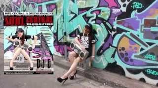 DJ D - DJ D interview on location for Soul Central Magazine & TV Dec 2014