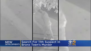 Police Search For 11th Suspect In Bronx Teen's Murder