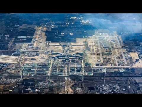 Beijing's New Daxing International Airport, Design, Construction etc.