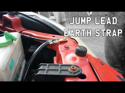Earth Fault Fix Ground Strap Cable Repair Wont Start Electrical Problem Suzuki Swift