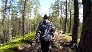 Vaeltajan paratiisi- Kylmäluoma Taivalkoski- #finnishnature