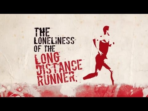The Loneliness Of The Long Distance Runner   #LDR2012