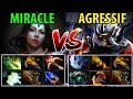 Miracle- [Mirana] vs Agressif [Juggernaut] Dota2 Liquid vs VGJ- What A Game