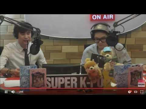 160830 Super Kpop - DJ Sam Carter & Zee