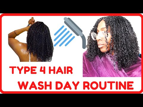 how-to-wash-natural-hair-properly:-wash-day-routine-for-dry-natural-hair-(type-4a/4b/4c-hair)-(uk)
