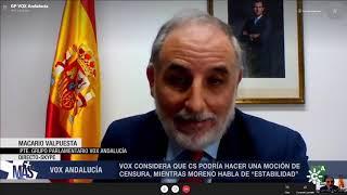"""MACARIO VALPUESTA: """"Ciudadanos no es un partido fiable"""""""