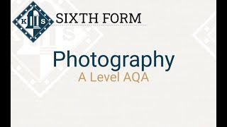 A Level Photography Introduction