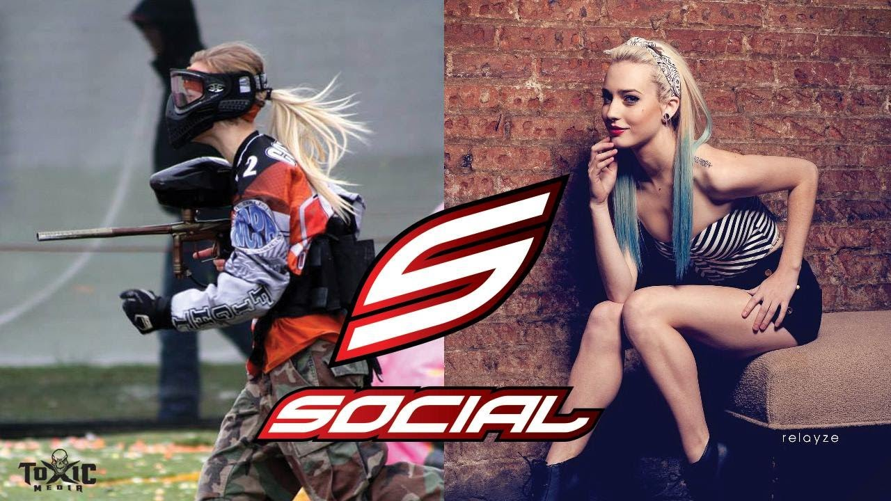 Girls of Paintball: University of Texas' Rachel Corson Wins 1v1 at NCPA College Paintball