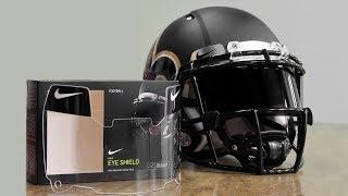 Nike 2.0 Visor - Blackout – Green