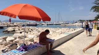 видео курорты Хорватии