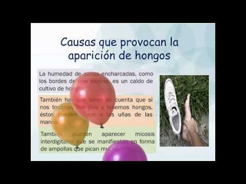 Como sanar el hongo de las uñas los consejos eleny malyshevoy
