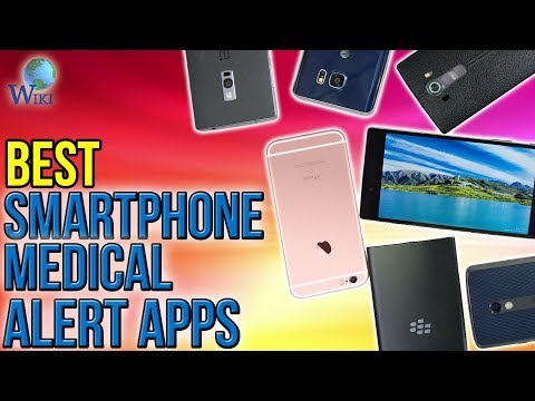 3 Best Smartphone Medical Alert Apps 2017