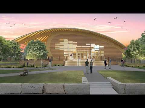 A New Era For Exhibition - The Thompson Exhibition Building