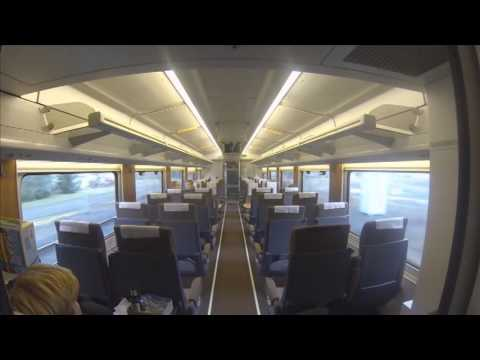 Oregon's new passenger trains - take a peek!