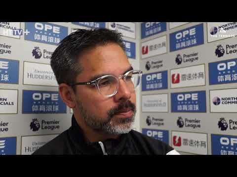 WATCH: David Wagner reflects on Spurs defeat