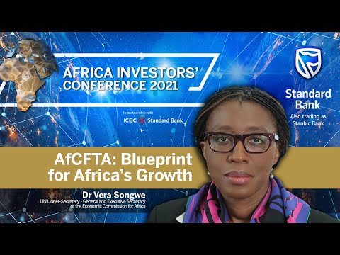 African Continental Free Trade Area Agreement: Africa's Blueprint for Growth
