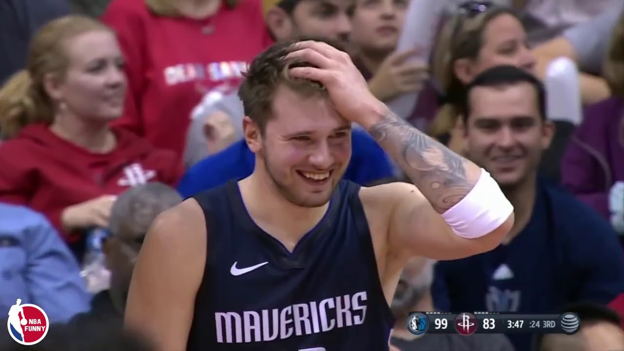 NBA Funny and Embarrassing Moments - YouTube