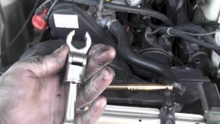 1990 Volvo 240 Coolant Temp Sensor IAT Replacement