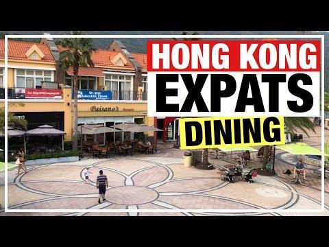WHERE DO HONG KONG EXPATS LIVE AND DINE? | Discovery Bay | Hong Kong Expats Guide | HK Vlogmas Day 5
