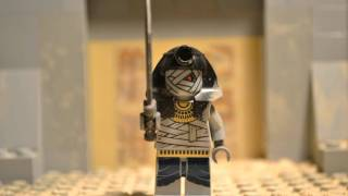 "Video Lego - The pharaoh's treasure and mummy's secret. ""LA MOMIE"" download MP3, 3GP, MP4, WEBM, AVI, FLV Juli 2018"