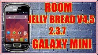ROOM JELLY BREAD V 4.5 GALAXY MINI