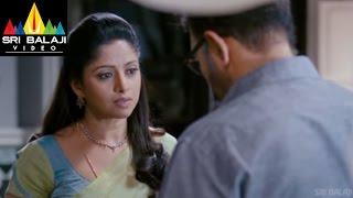 Mirchi Movie Nadhiya and Satyaraj Sentiment Scene | Prabhas, Anushka, Richa | Sri Balaji Video