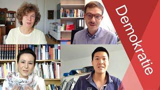 Was bedeutet Demokratie für dich? Das sagen vier Uni Leipzig-Angehörige