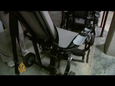 Inside the US prison at Guantanamo Bay