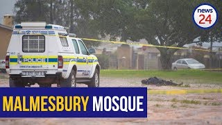 Son of man killed in Malmesbury mosque attack tried to fight off the attacker