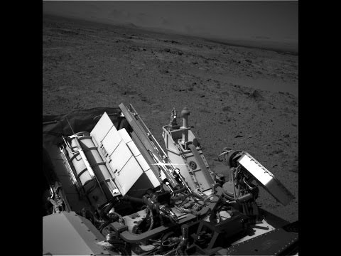 Mars Anomalies Size Perspective Video (Part 2)  Sol 494