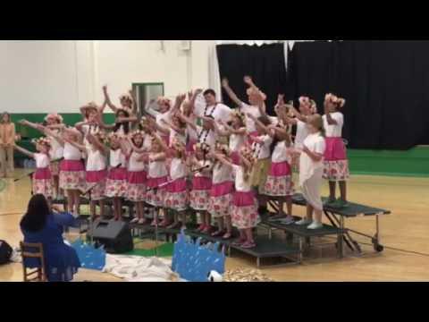 Steekee Elementary School Choir