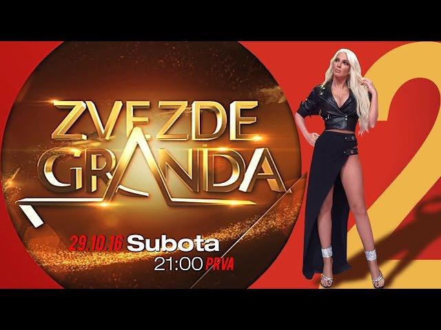 JELENA KARLEUSA // ZVEZDE GRANDA: najava 2 / 29.10.16