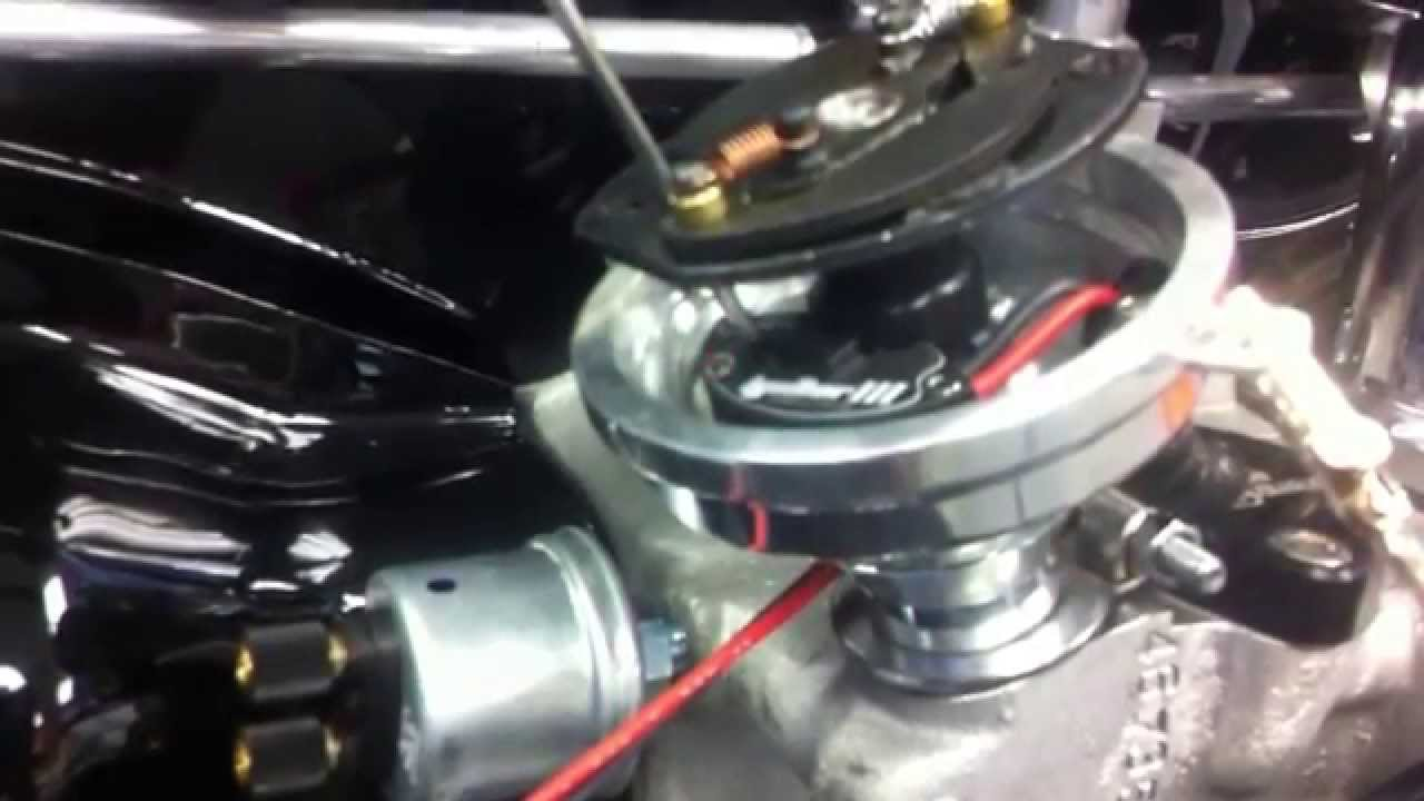 hight resolution of pertronix ignitor 3 distributor installation for vw s with kaddie shack